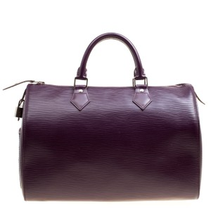 0a057eeb9a4c Purple Louis Vuitton Bags - Up to 90% off at Tradesy