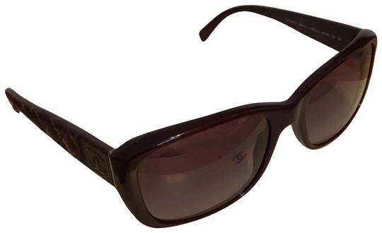 Preload https://img-static.tradesy.com/item/24850512/chanel-bordeaux-quilted-leather-sunglasses-0-1-540-540.jpg