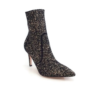 Gianvito Rossi Black / Bisque Boots