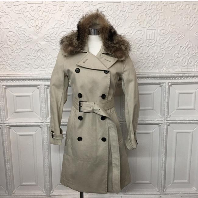 Coach Trench Coat Image 1