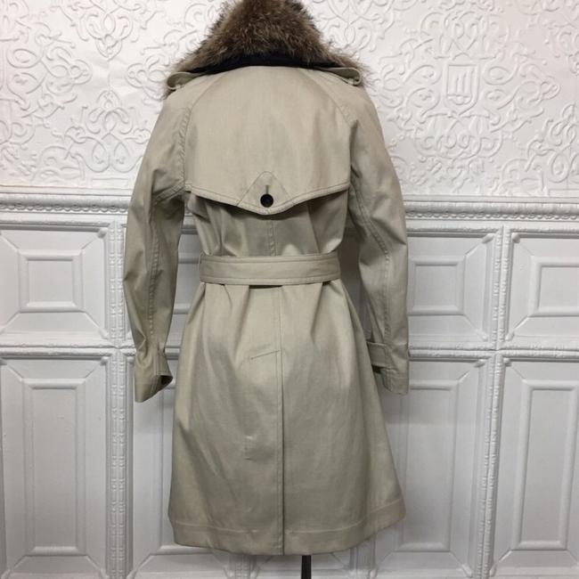 Coach Trench Coat Image 5