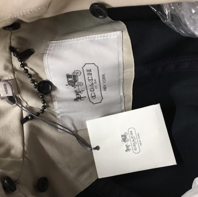 Coach Trench Coat Image 6