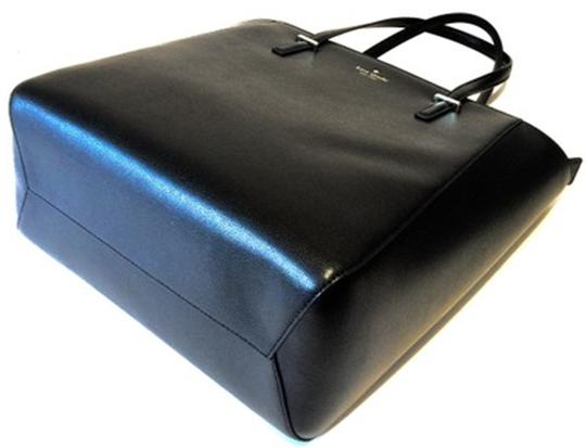 Kate Spade Large Leather New Without Tags Tote in Black Image 1