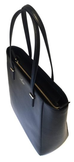 Kate Spade Large Leather New Without Tags Tote in Black Image 2