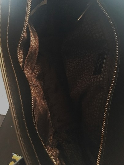 Kate Spade Large Leather New Without Tags Tote in Black Image 3