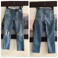 Mother Skinny Jeans-Distressed Image 2
