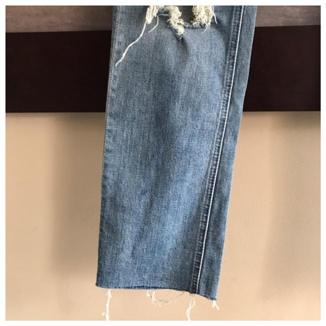 Mother Skinny Jeans-Distressed Image 8