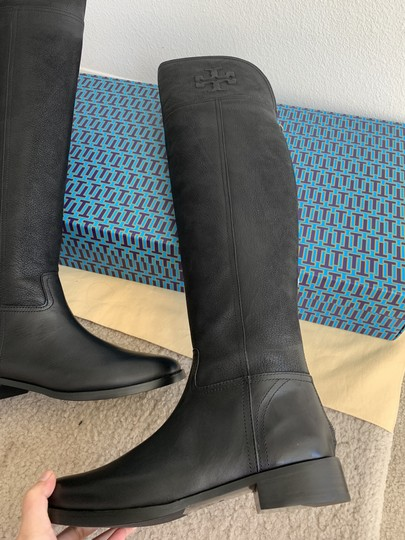Tory Burch Black Boots Image 7