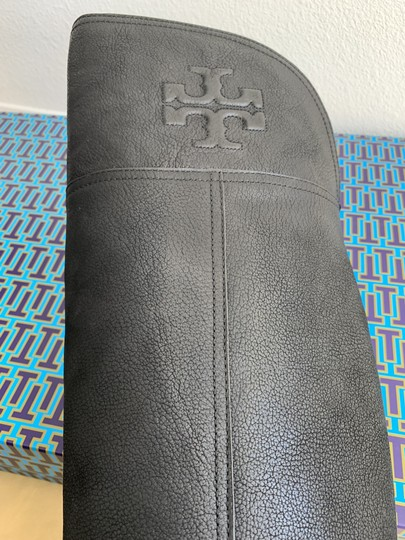 Tory Burch Black Boots Image 8