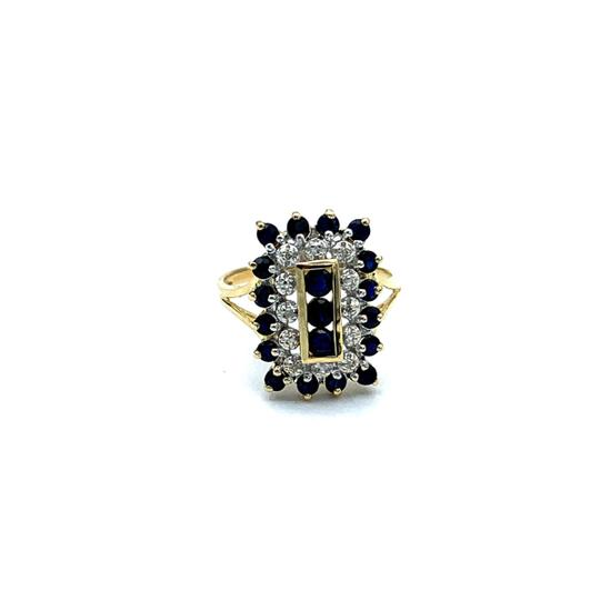 Preload https://img-static.tradesy.com/item/24850835/14k-yellow-gold-diamond-sapphire-ring-0-0-540-540.jpg