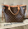 Louis Vuitton Tote Image 3