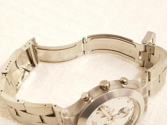 Swatch Swatch Swiss Irony Chronograph Watch Luminous Hands Image 5