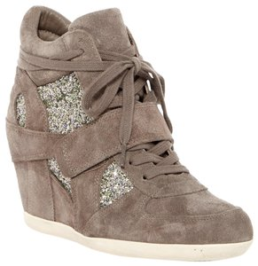 Ash Taupe Wedges