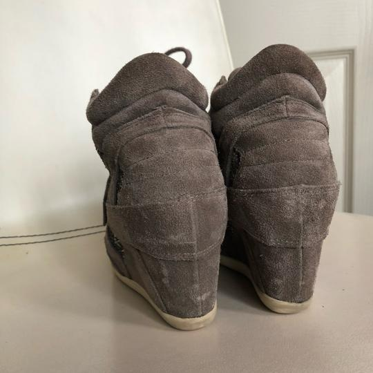 Ash Taupe Wedges Image 2