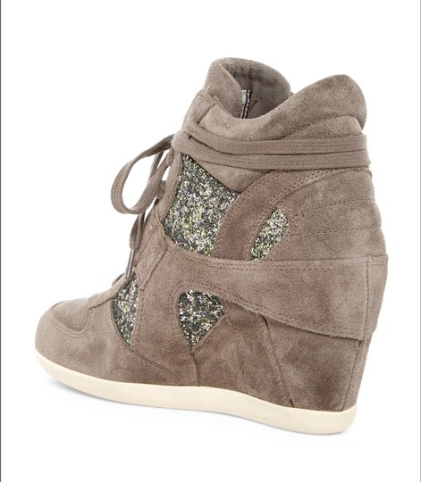 Ash Taupe Wedges Image 5