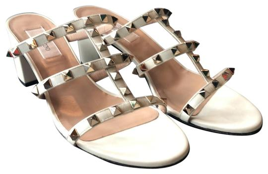 Valentino Cream Sandals Image 0