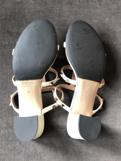 Valentino Cream Sandals Image 4