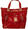 Rafe New York Tote in Red Image 0