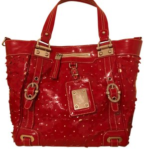 Rafe New York Tote in Red