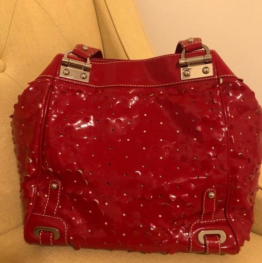 Rafe New York Tote in Red Image 2