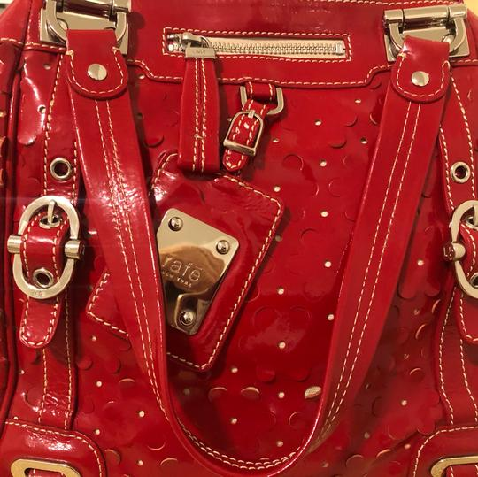 Rafe New York Tote in Red Image 4