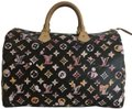 Louis Vuitton Speedy Richard Prince Monogram LIMITED EDITION Brown Multi Travel Bag
