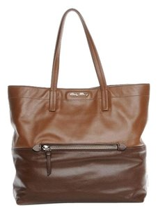 Miu Miu Tote in brown
