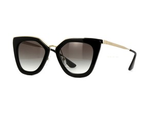 890779ebd2 Prada Cat Eye PR 53SS FREE 3 DAY SHIPPING - Cat Eye Sunglasses. Prada Black  ...