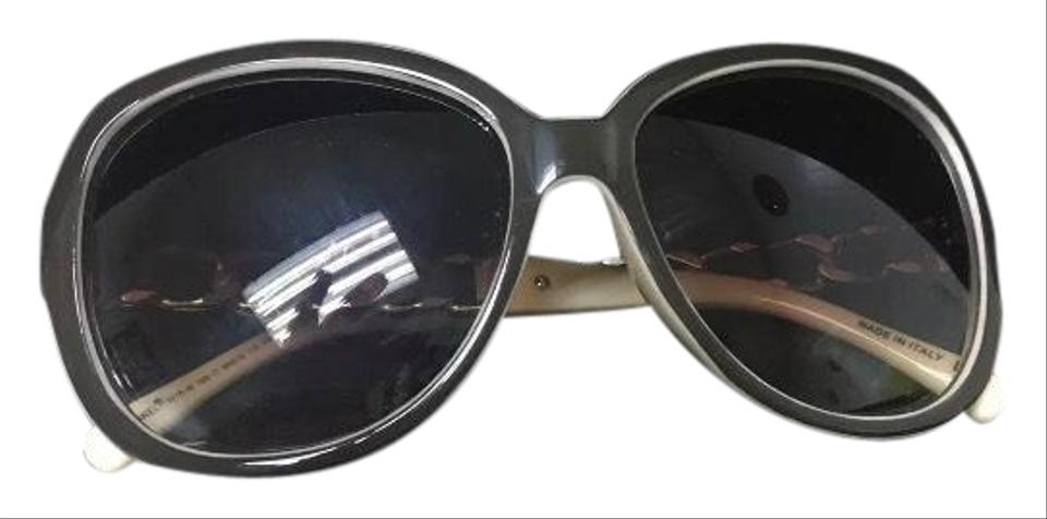 0a5b050f9c Chanel Butterfly Chain Sunglasses Chanel 5215-W Image 0 ...