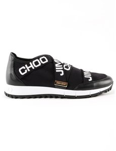 Jimmy Choo Black/white Athletic