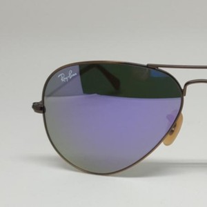 1faf847784 ... Shot Violet Rubber Grey Metal   Plastic Frame with Violet Mirrored Lens.  Rb4222 61684v Round Style Unisex Sunglasses.  95.00  150.00. On Sale. Ray- Ban ...
