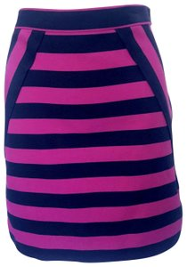 Marc by Marc Jacobs Skirt Black & Pink