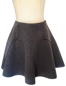 Sam Edelman Skirt Charcoal Grey