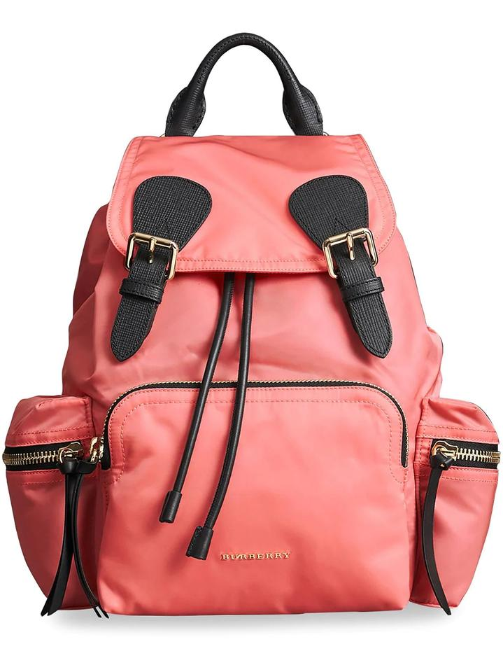 cad6c0641442 Burberry Medium Rucksack In Technical Nylon and Leather Backpack ...