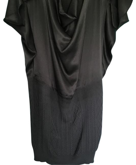 Item - Pewter Firenze Short Night Out Dress Size 8 (M)