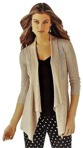 White House | Black Market Sparkle Knit Cardigan