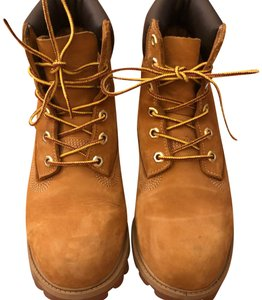 18be71c3d2a Yellow Timberland Boots & Booties Flat Up to 90% off at Tradesy