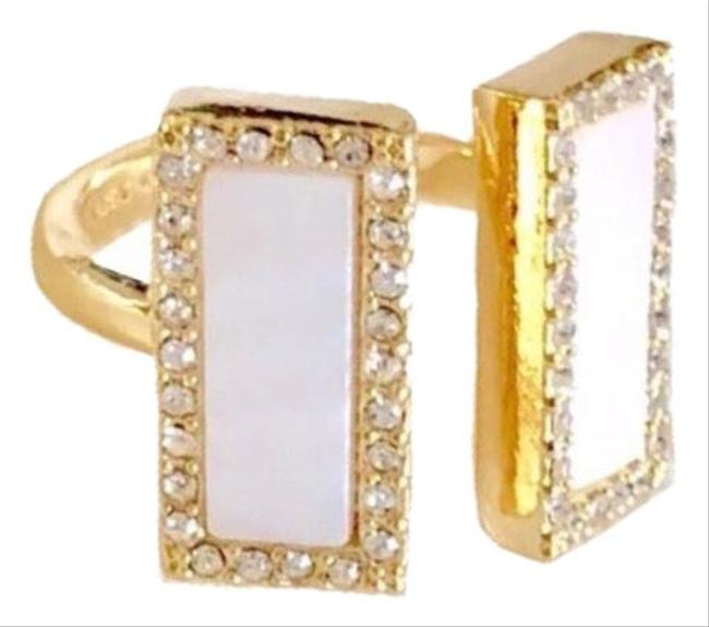 Item - White/Gold • Understated Elegance Ring