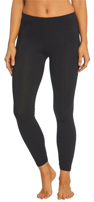 Item - Black Stretch Yoga Leggings Size 8 (M, 29, 30)