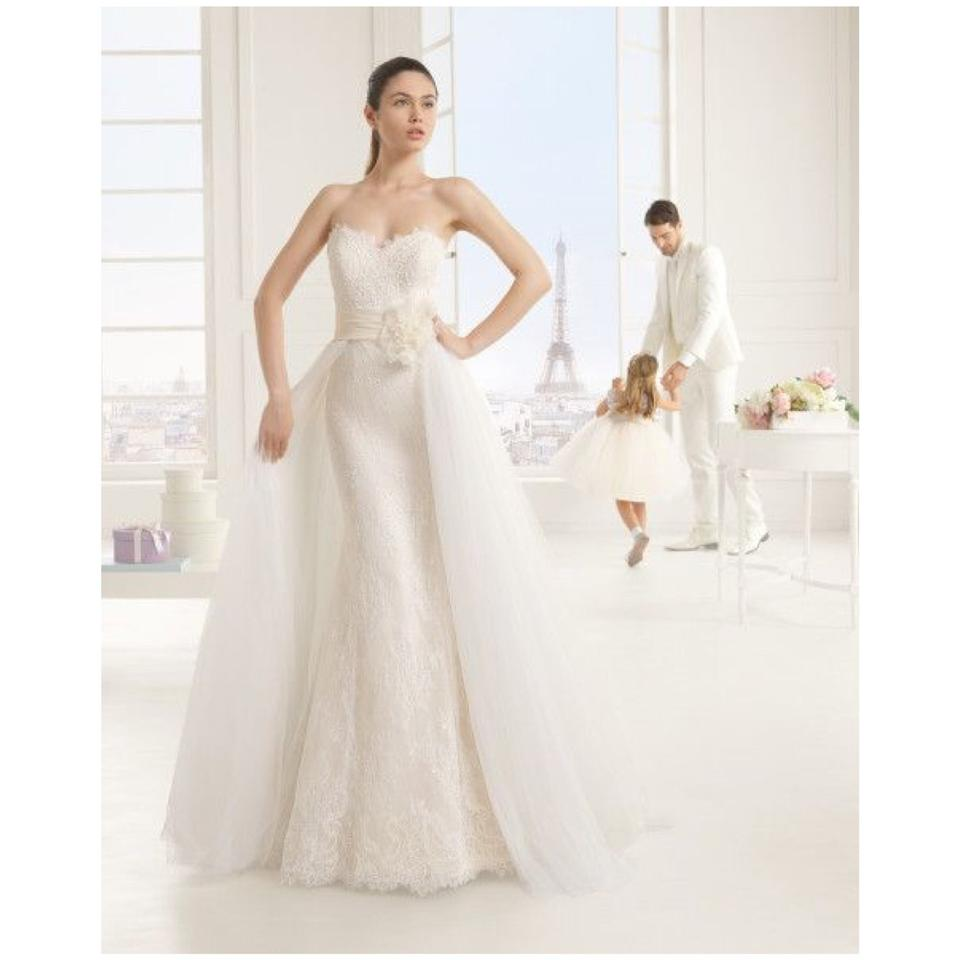 ba2b6312676a Mermaid Lace And Tulle Embroidery Wedding Dress