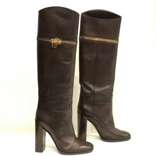 Tom Ford Brown Boots Image 1