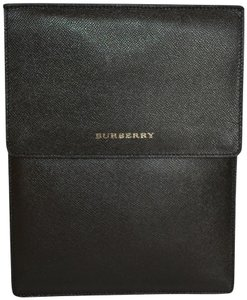 Burberry NWT BURBERRY $425 QUILT CHECK LEATHER TABLET IPAD COMPUTER SLEEVE CASE