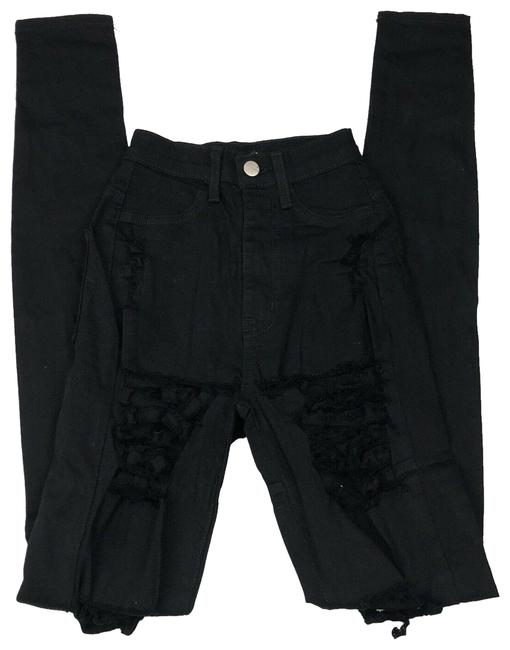 Preload https://img-static.tradesy.com/item/24858611/black-high-waisted-pants-size-0-xs-25-0-1-650-650.jpg