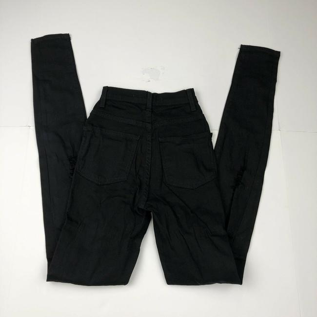 Fashion Nova Skinny Pants Black Image 1
