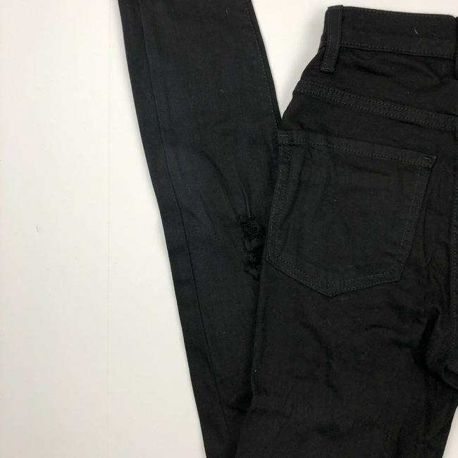 Fashion Nova Skinny Pants Black Image 2