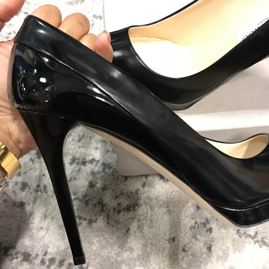 Jimmy Choo Black Pumps Image 6