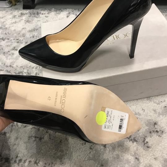 Jimmy Choo Black Pumps Image 7