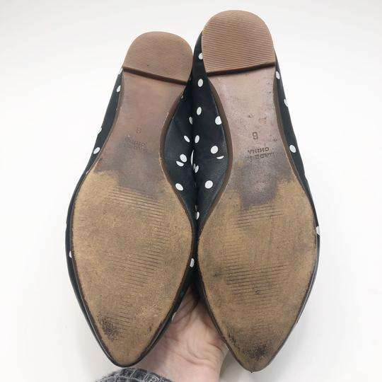 Madewell Black and White Flats Image 4