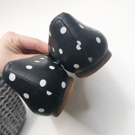 Madewell Black and White Flats Image 5