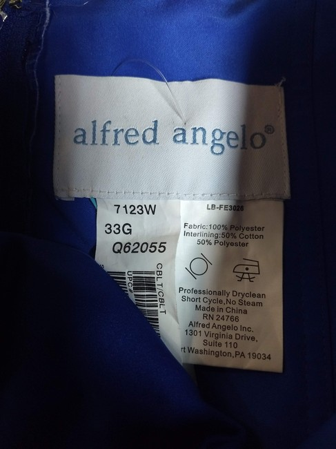 Alfred Angelo Dress Image 5